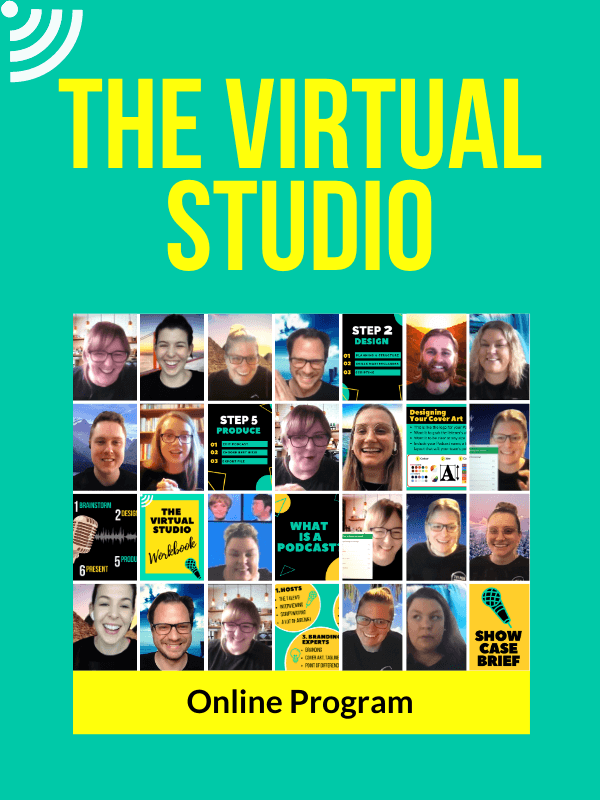 The Virtual Studio